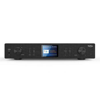 Internetradio DAB Radio Xoro HFT 440 Bluetooth Spotify WLAN USB HiFi Tuner DAB+