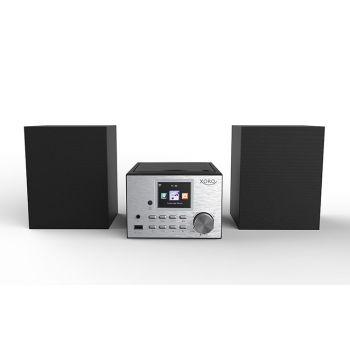 Xoro HMT 500 Internetradio WLAN DAB+ UKW Radio CD-Player