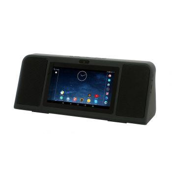 Internet Radio WLAN mit Akku Android Web Bluetooth Wecker Xoro XORO HMT 362