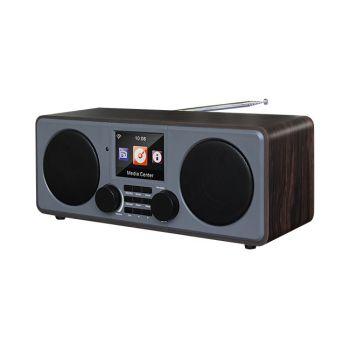 Internetradio / DAB Radio XORO DAB 600 IR WLAN, DAB+ und UKW