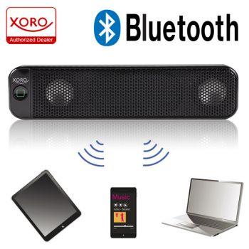 Kompakter Bluetooth Lautsprecher mit integriertem Akku XORO HXS 700 BT