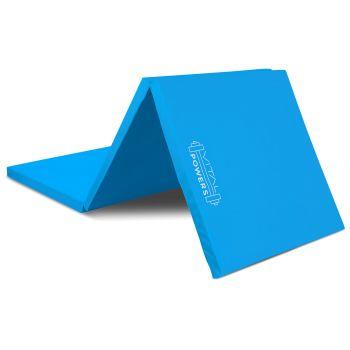 Klappbar Turnmatte Weichbodenmatte Yogamatte Fitnessmatte Gymnastikmatte Tragbar
