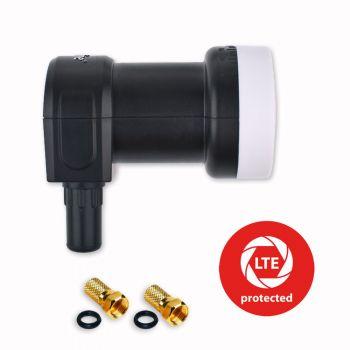 Single LNB DUR-line Ultra erstklassige Qualität mit LTE- und DECT-Filter
