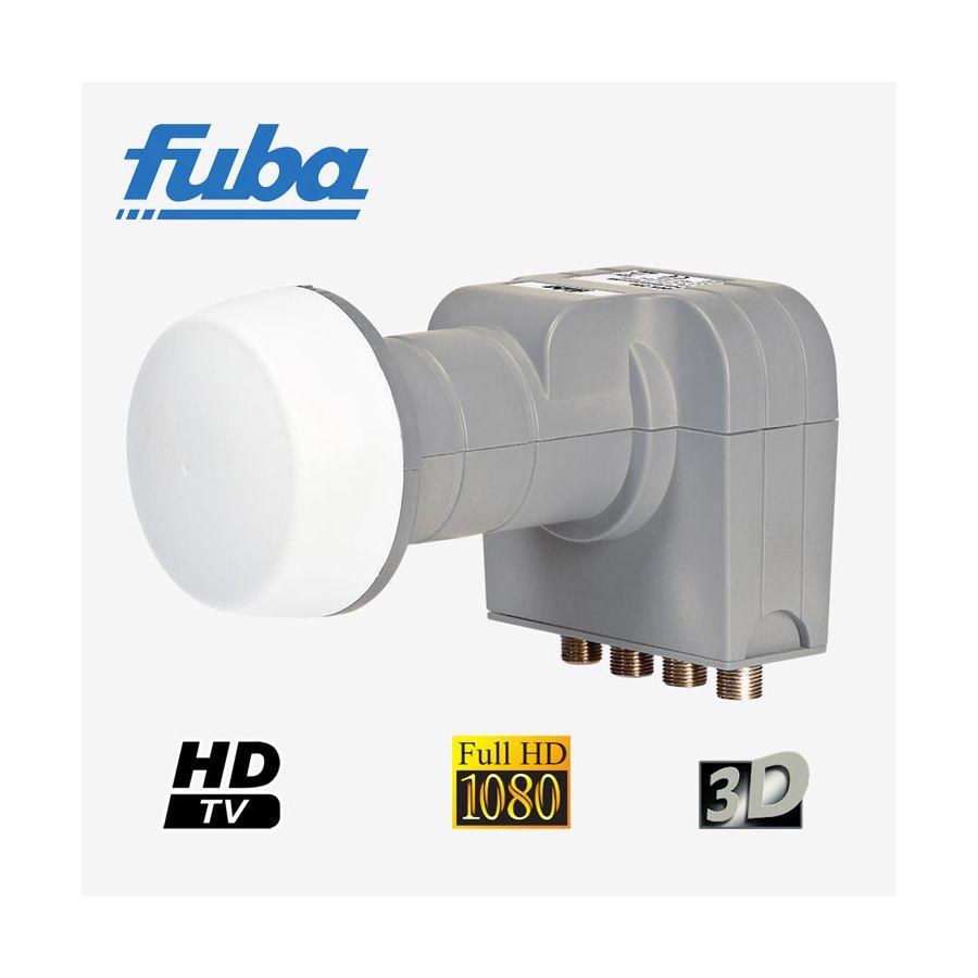 quad quattro switch lnb fuba dek 416 digital full hdtv hd. Black Bedroom Furniture Sets. Home Design Ideas