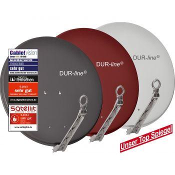 DUR-line SELECT 75/80cm - Aluminium Satellitenschüssel