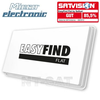 EasyFind Flat Antenne Microelectronic