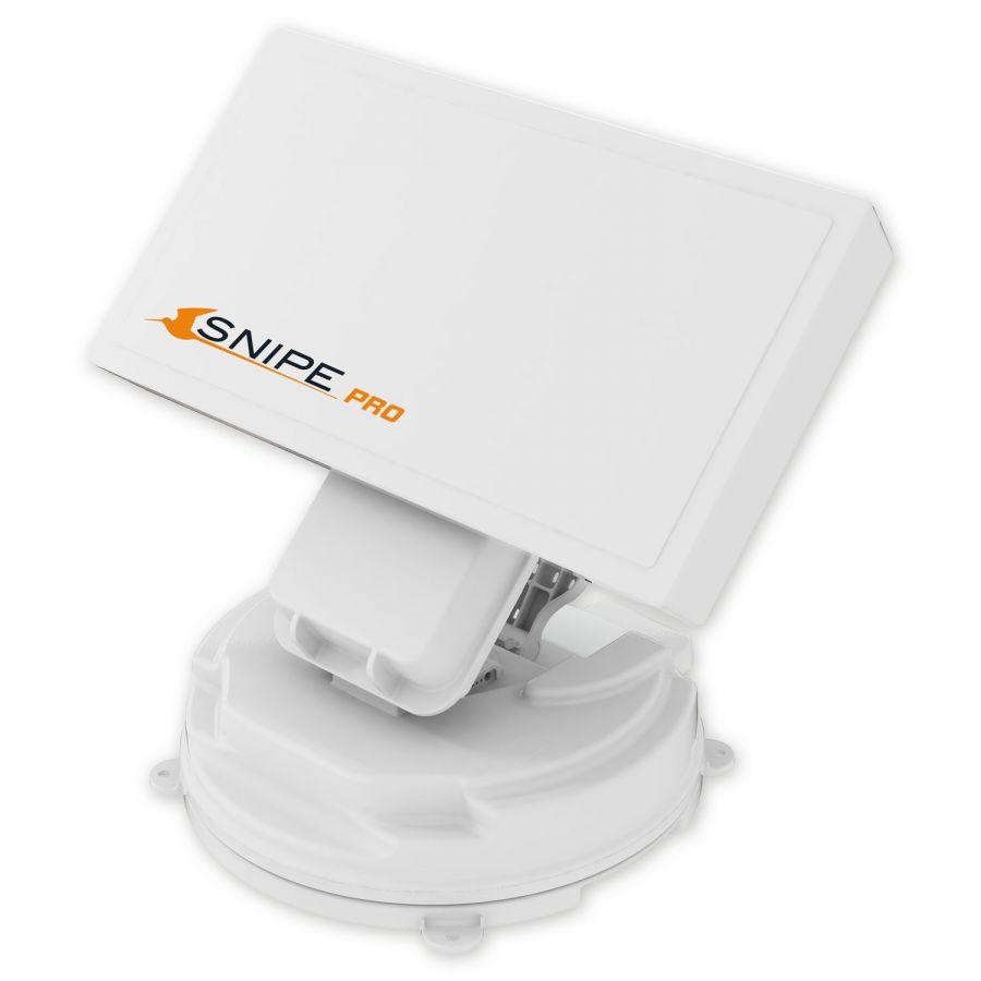 selfsat snipe pro vollautomatische satelliten antenne. Black Bedroom Furniture Sets. Home Design Ideas