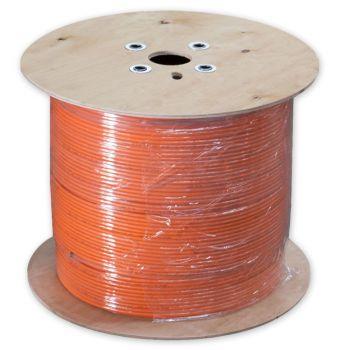 250 m CAT.7 Verlegekabel duplex Netzwerkkabel Kupfer LAN 1000Mhz S/FTP6 5 Kat.7 BEST