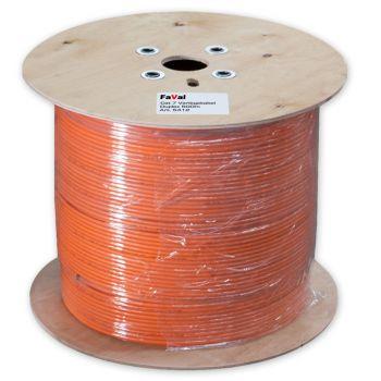 500 m CAT.7 Verlegekabel Duplex Netzwerkkabel Kupfer LAN 1000Mhz S/FTP6 5 Kat.7