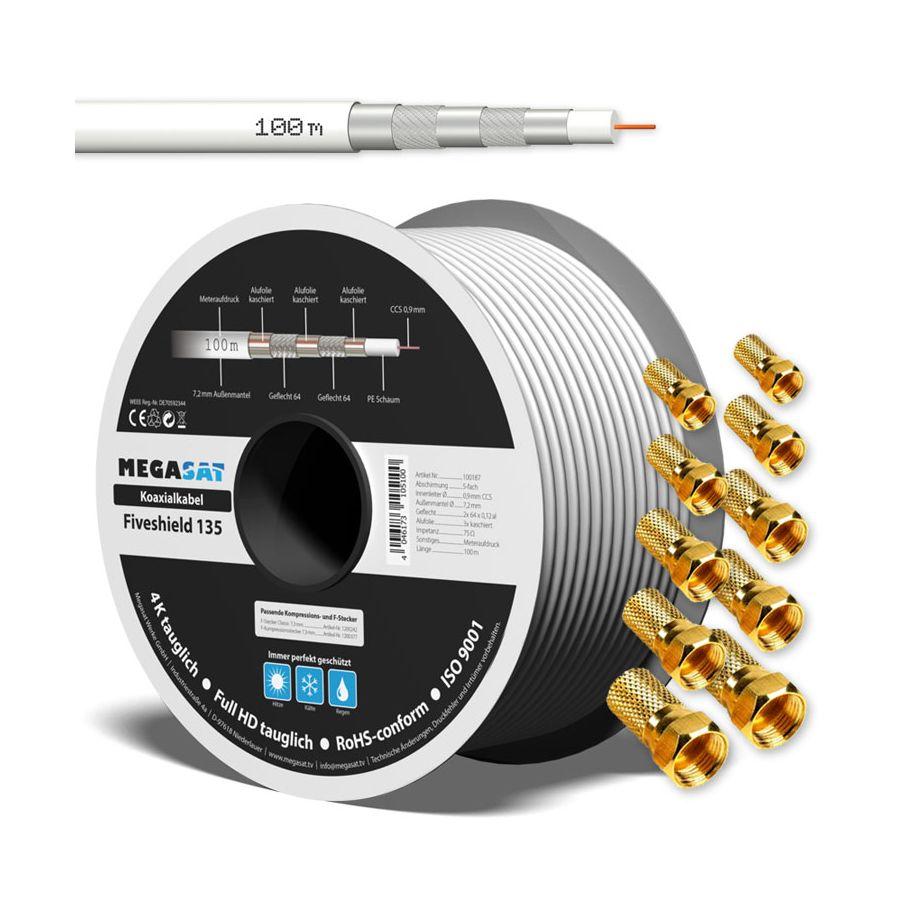 Antennenkabel Abisolierer für Koaxialkabel von 3,2 bis 9,5 mm