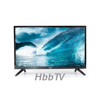 SmartTV HDTV Fernseher 12V Anschluss, HD Triple Tuner (DVB-S2/T2/C), HbbTV XORO HTL 2477