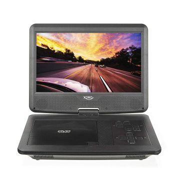 "Xoro HSD 1015 10,1"" (25,65 cm) Portabler DVD Player mit DVB-T2 TV"