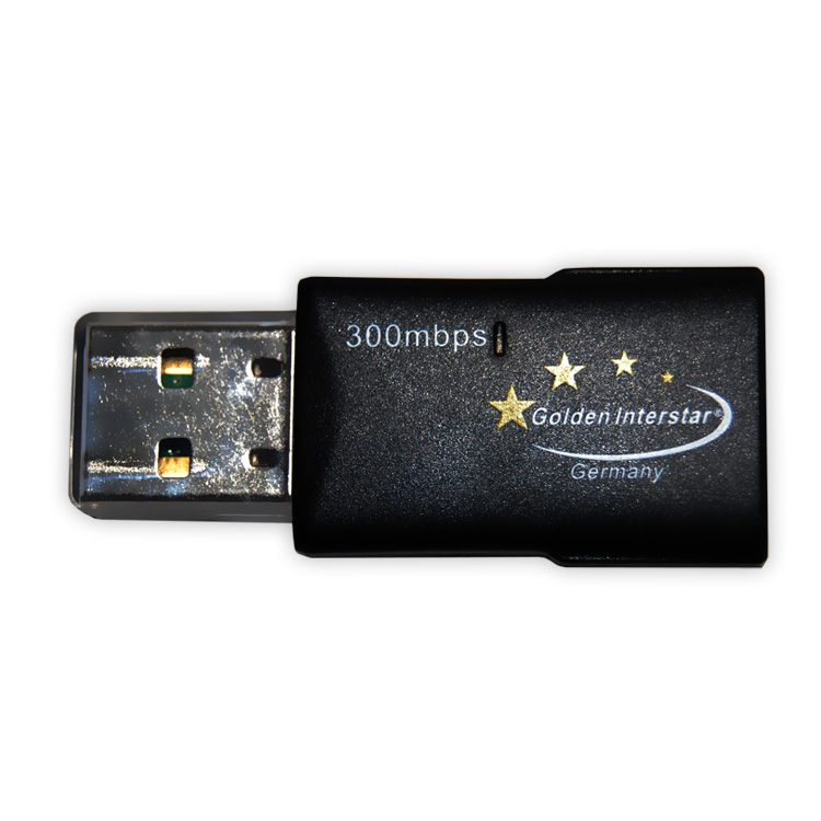 Golden Media Turbo Xpeed USB WiFi Stick 300 mbps
