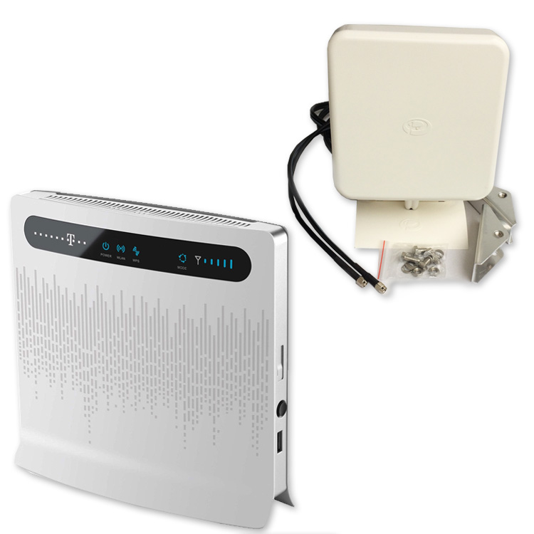 Telekom speedport lte ii lte antenne w lan router - Antenne tv surf ...