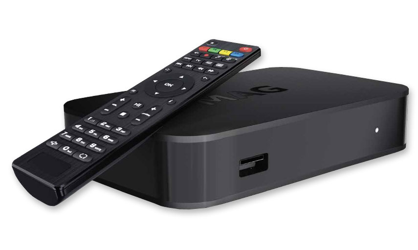 MAG 322 BASIC IPTV SET-TOP BOX
