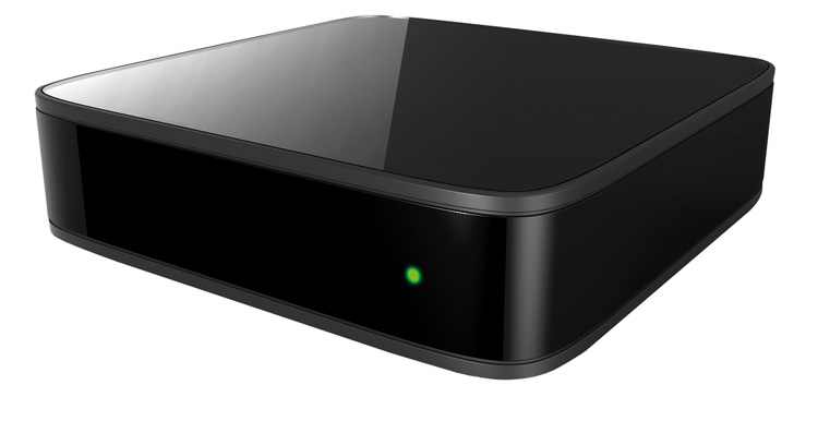 MAG 410 UHD Set-top Box für Android
