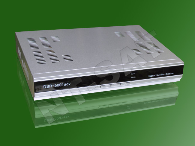 Digitaler Sat-Receiver DSR 5001 adv