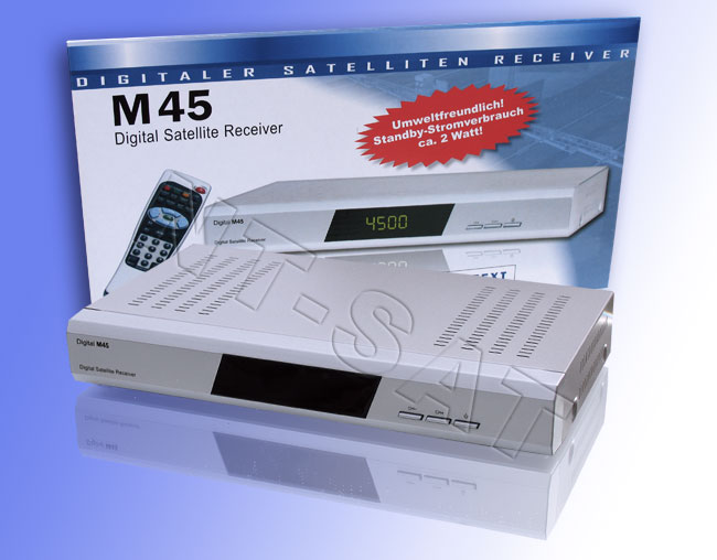 Digital Satellite Receiver M45