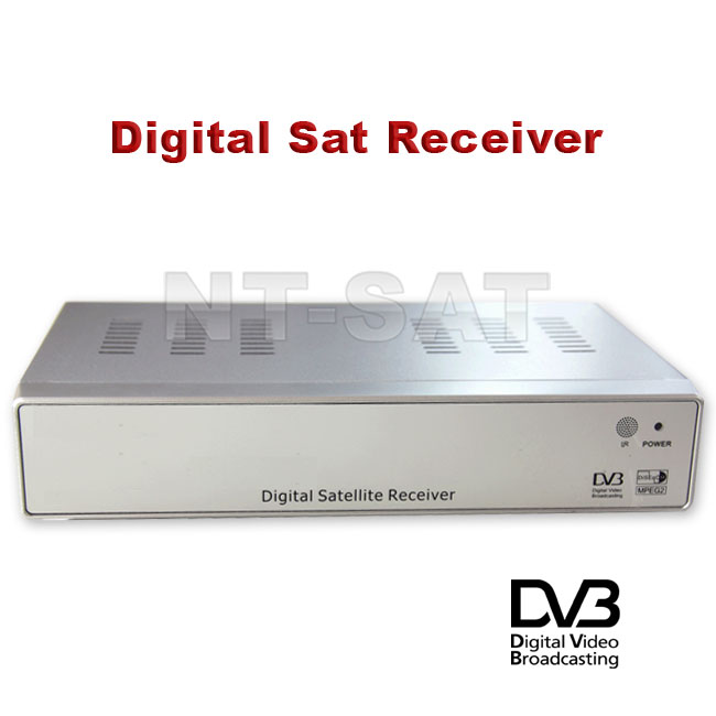 Digital SAT Receiver FTA
