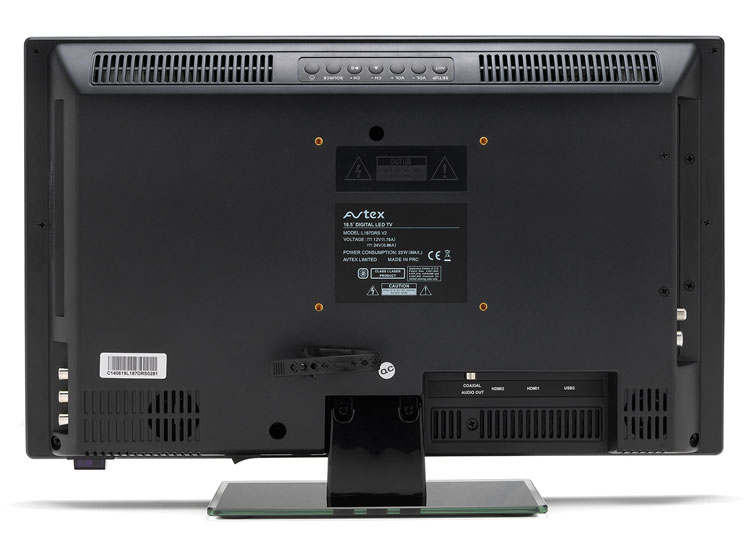tft led flachfernseh dvd kombination avtex l247 drs ci 24 zoll led. Black Bedroom Furniture Sets. Home Design Ideas