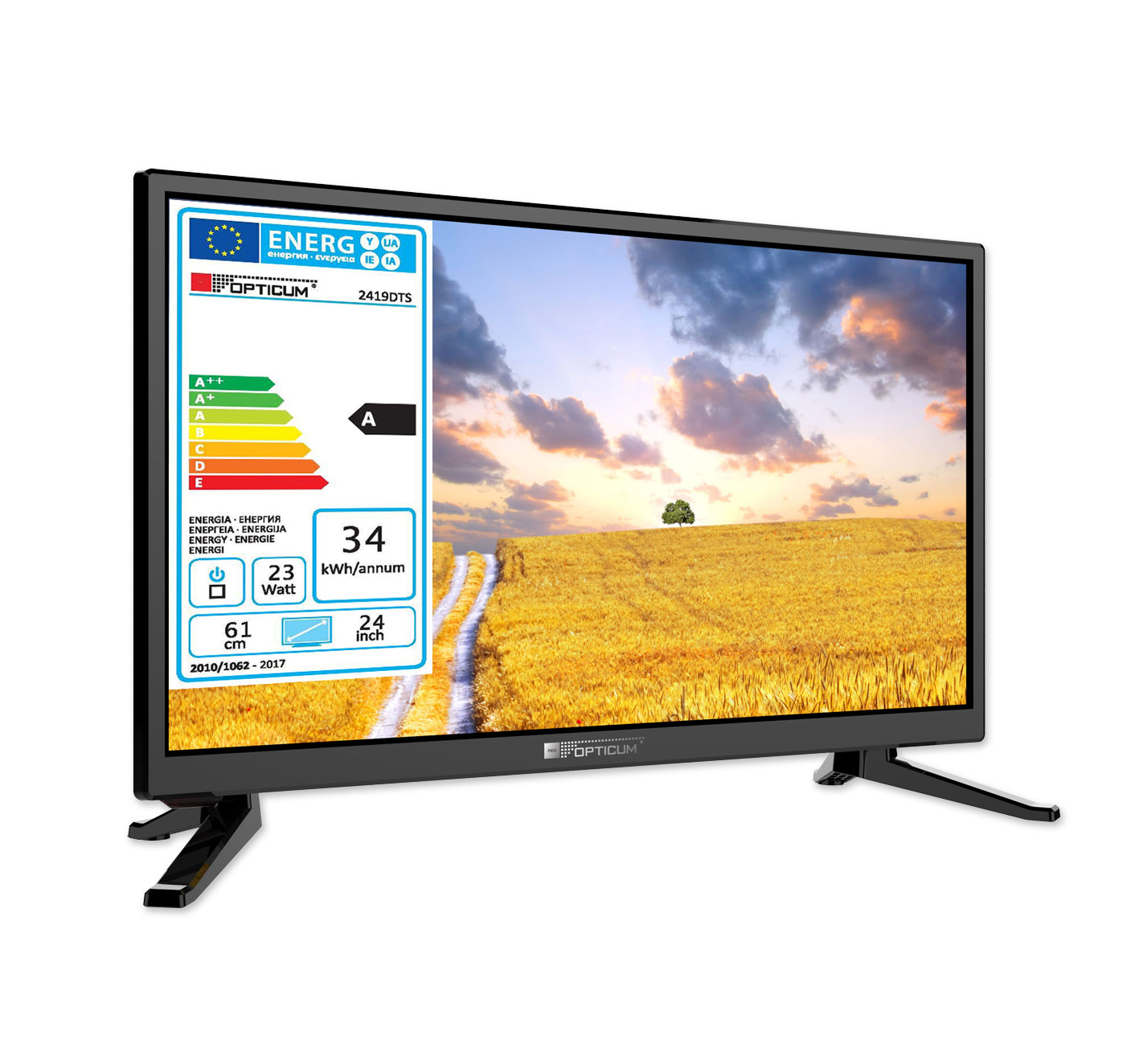 Opticum LED TV LE-24Z1 24 Zoll