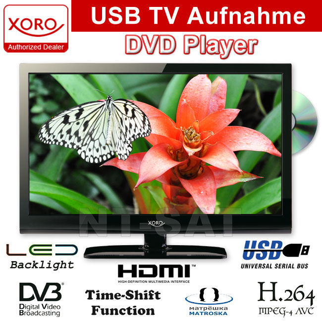 Super Slim LED TV Xoro HTC 2233 HD